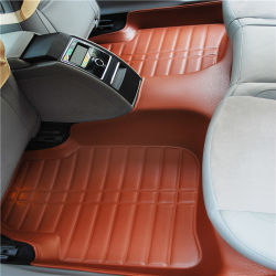 Fullround Type PVC Anti Slip Wear Proof Car Carpet Floor Mats