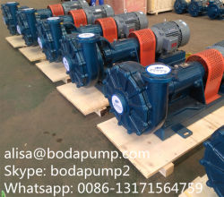 Uhb-Zk Wear-Resistant and Corrosion-Resistant Mortar Pump Parts