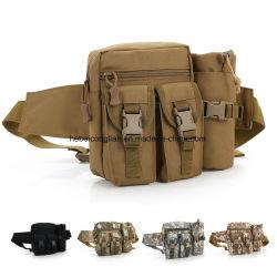 Acu Color Sports Water-Resistant Backpack Outdoor Water-Bottle Holder Waist Bag