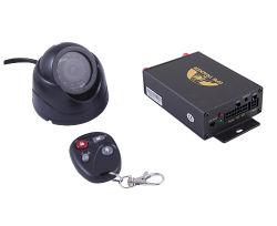 Dual SIM Card Car GPS Tracker GSM/GPS Tracking Shutdown - GPS105 with Car Security Alarm