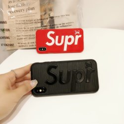 Supr Cell Phone Cases High Quality Silicone Sport Phone Cover for iPhone Wholesale