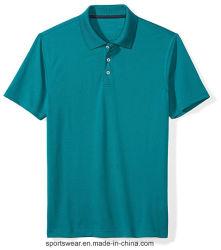 Men's Summer Cheap White Print Blank Customized Sport Fashion Quick Dry T-Shirt Polo Shirt
