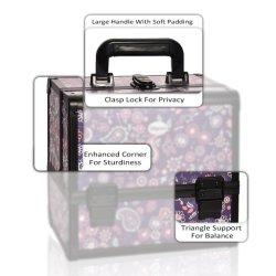Wholesale Sport Aluminum Make up Organiser Display Case 9hb-2007)