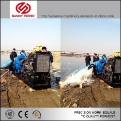 Diesel Engine Slurry Pump with High Pressure