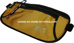 Anti-Theft Hidden Travelling Sports RFID Money Belt Waist Travel Bag