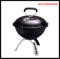 2017 New Style Hot Sale Fashion Portable Round BBQ Grill for Outdoor Camping
