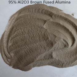 Brown Fused Alumina for Refractory/ Sandblasting/ Abrasives