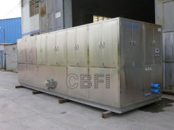 Industrial Edible Cube Ice Maker for Wines, Beverage