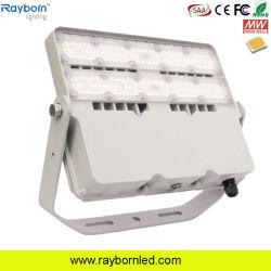 IP66 Aluminum Slim 100W LED Flood Light for Sport Court