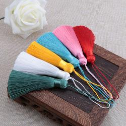 Bohemia Fringe Trims Silk Tassel for Jewelry, Bags, Gifts, DIY Craft