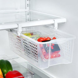New Drawer Space Saving Organizer Fridge Mate Refrigerator Organizer