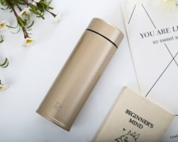 Titanium Metal Drinking Water Bottle for Home Outdoor Sport Camping Use