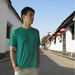 Sports Wear Knitted T-Shirt Stock Garment