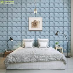 PVC Waterproof Home 3D Wallpaper Wall Paper for Interior Decor