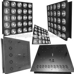 The Most Cheap 25PCS 10W DMX LED Matrix DJ Light