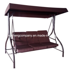 3 Person Garden Swing Char and Bed