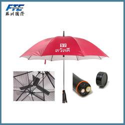 Fan umbrella price china fan umbrella price manufacturers double layers windproof fan golf umbrella malvernweather Image collections