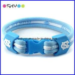 Baseball Team Titanium Bangle Sport Power Energy Ion Bracelet (P068)