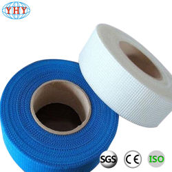 "All-Wall Blue Fiberglass Mesh Fibre Net Drywall Tape 1-7 8"" X 300'"