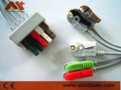 Datex PRO1000 545318 ECG 5-Lead Wires