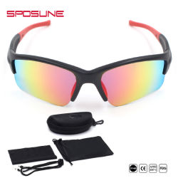 HD Vision Eye Protection UV400 Sports Goggles Discount Sport Sunglasses