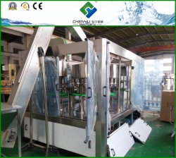 High Quality Good Price Pet Bottle Mineral Pure Water 3 in 1 Filling Machine
