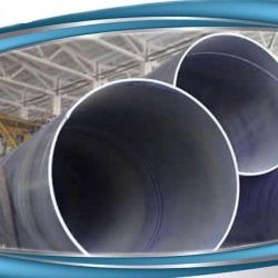 API 5L X70 LSAW Pipe 3PE, Large Diameter LSAW Carbon Steel Pipe/Tube Conveying Fluid Petroleum Gas Oil