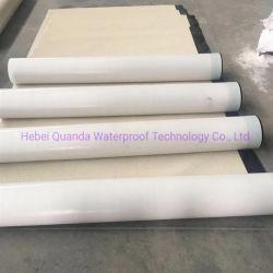 Pre-Applied High Density Polyethylene (HDPE) Self-Adhesive Waterproof Membrane