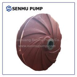 Metal Impeller Interchangeable Slurry Pump Spare Parts