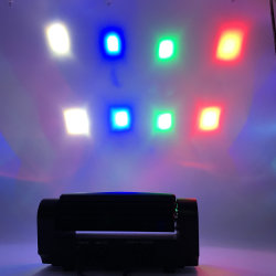 8*3W LED Disco Scanner Mini Moving Head Beam Spider