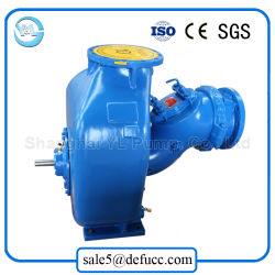 China Factory Self Priming Diesel Engine Irrigation Water Pump