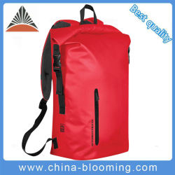 Distributor Durable Waterproof Tarpaulin PVC Travel Outdoor Sports Backpack Bag