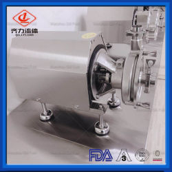 Stainless Steel Sanitary Self Priming Centrifugal Pump for Milk
