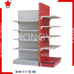 Wholesale Supermarket Hypermarket Metal Display Store Gondola Shelf