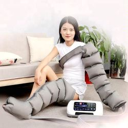Air Compression Leg Massage for Sports Rapid Recovery