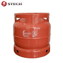 6kg Africa Use LPG Cylinder for Home Cooking