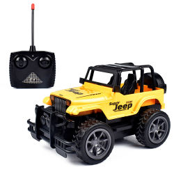Hot Sales Big Wheel off-Road Remote Control Vehicle Toy