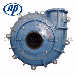 Ah Rubber Liner Horizontal Centrifugal Slurry Pumps