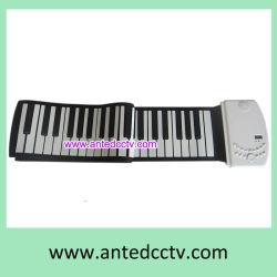USB Flexible Silicon Piano Keyboard with 88 Keys