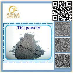 Tic Titanium Carbide Powder 45-100um for 3D Printing Thermal Spray Coating Titanium Carbide Powder
