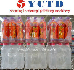 Semi-Automatic Sleeve Wrapper Thermal Shrink Packing Machine (YCTD)