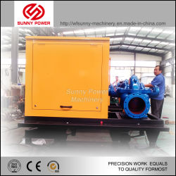 250kw Diesel Engine Slurry Pump with High Pressure