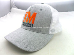 Custom Promotional Foam Cotton Mesh Printing Trucker Cap