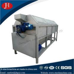 Hot Selling Cassava Peeling Machine Starch Making Machine Cleaned Cassava Peeler Machine