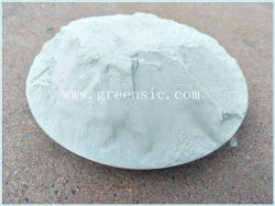 F1200 Green Silicon Carbide Used in Ceramic Seals and Rings