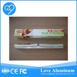 Food Grade Colored Aluminium Foil Rolls