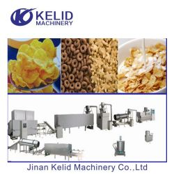 Kelloggs Corn Flakes Production Line