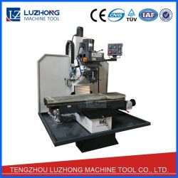 X713 Small Bed Type Vertical Milling Machine(Mill Machine)