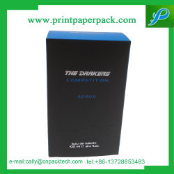 Sports Car Luxury Man Perfume Packaging Box 125ml