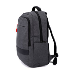 Custom Fashion Portable Light Waterproof Grey Big Capacity Outdoor Men Women Lady Camping Hiking Travel Sports Clumbing School Computer Gift Laptop Backpack Bag